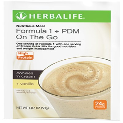 Formula 1 PDM On The Go 17g of Protein